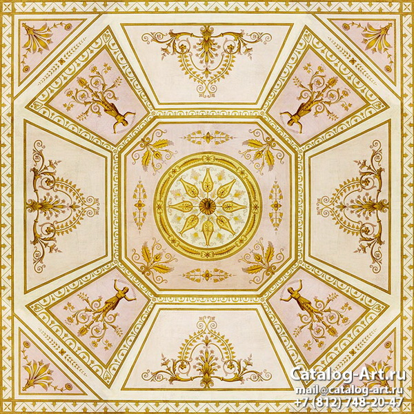 Palace ceilings 49