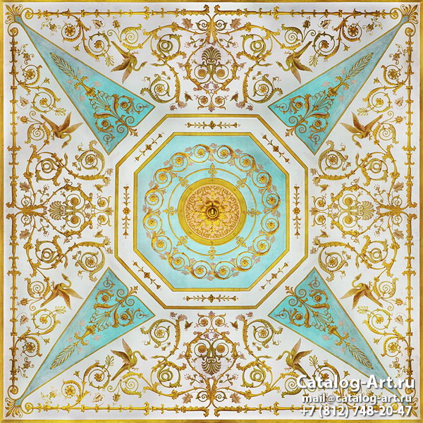 Palace ceilings 50